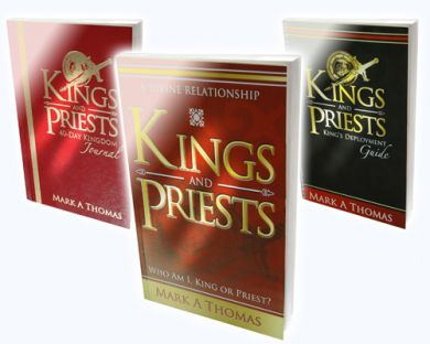 Kings and Priests Kingdom Training Set